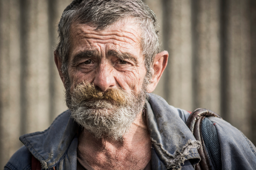 What A Homeless Man Taught Me About Success