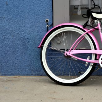Yesterday I Gave My Bike Away