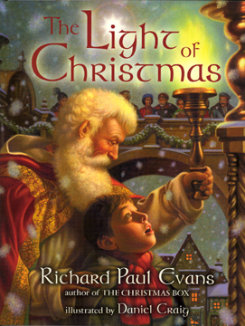 the light of christmas - The Christmas Box Movie