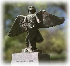 Image of the Angel Statue